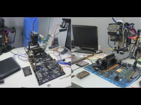Диагностика ноутбука по Hardware Power Good, модификация bios quanta ZYB