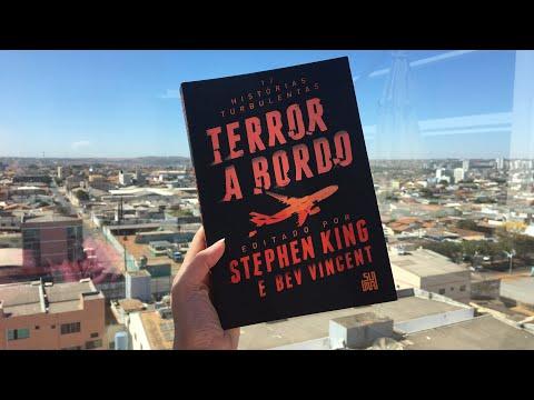 TERROR A BORDO - Leitura obrigatória em sua viagem aérea.