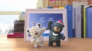 (KOR/ENG) PyeongChang 2018 First Episode of Mascot Animation Video _ 2018평창 마스코트 애니메이션(론칭편) | Kholo.pk