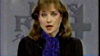 San Antonio Snow-1985 News Reports