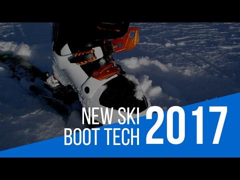 New Ski Boot Tech 2017