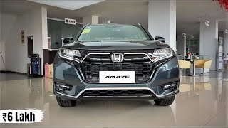Honda AMAZE Facelift 2021  💥 Launch Date confirm! Price , Interior and Exterior
