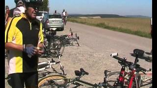 preview picture of video 'Annaberger-Landring-Radeln 2012 _19. August _Sporttour _63 km'