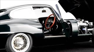 AUTOart Jaguar E-Type Coupe Series I 3.8