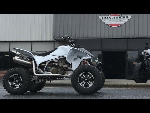 2008 Honda TRX®450R ES in Greenville, North Carolina - Video 1
