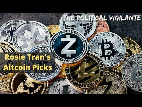 Rosie Tran's Best Alt Coin Picks For 2021