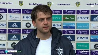 """""""It was nice to be back on the scoresheet."""" Patrick Bamford on 15th Premier League strike!"""