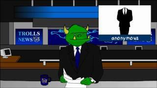 Download Video Trolls News 13 - u2ubers, mrdiablolord and cassiusTheProphet MP3 3GP MP4