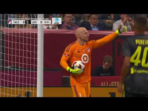 Brad Guzan Mic'd Up during the MLS All-Star Game