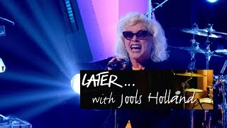 Does it take you a long time Later with Jools Holland