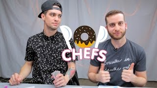 PopChefs: Making Yummy Nummies with Brendon Urie of Panic! At The Disco