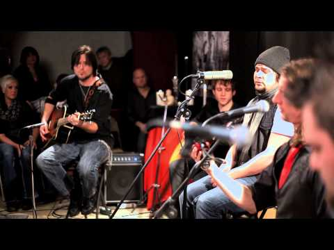 "Red Light Saints ""Anything, Anymore"" Live from Rock Garden Studio"