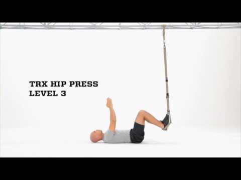 TRX Hip Press