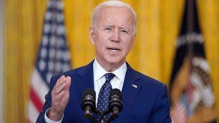 video: Video: Gun violence in America is a 'national embarrassment', says Joe Biden