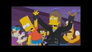 The Simpsons  - The Warriors ✔2017