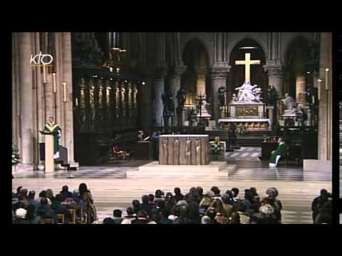 Messe du 25 janvier 2015