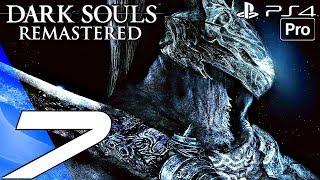 Dark Souls Remastered - Gameplay Walkthrough Part 7 - Sen