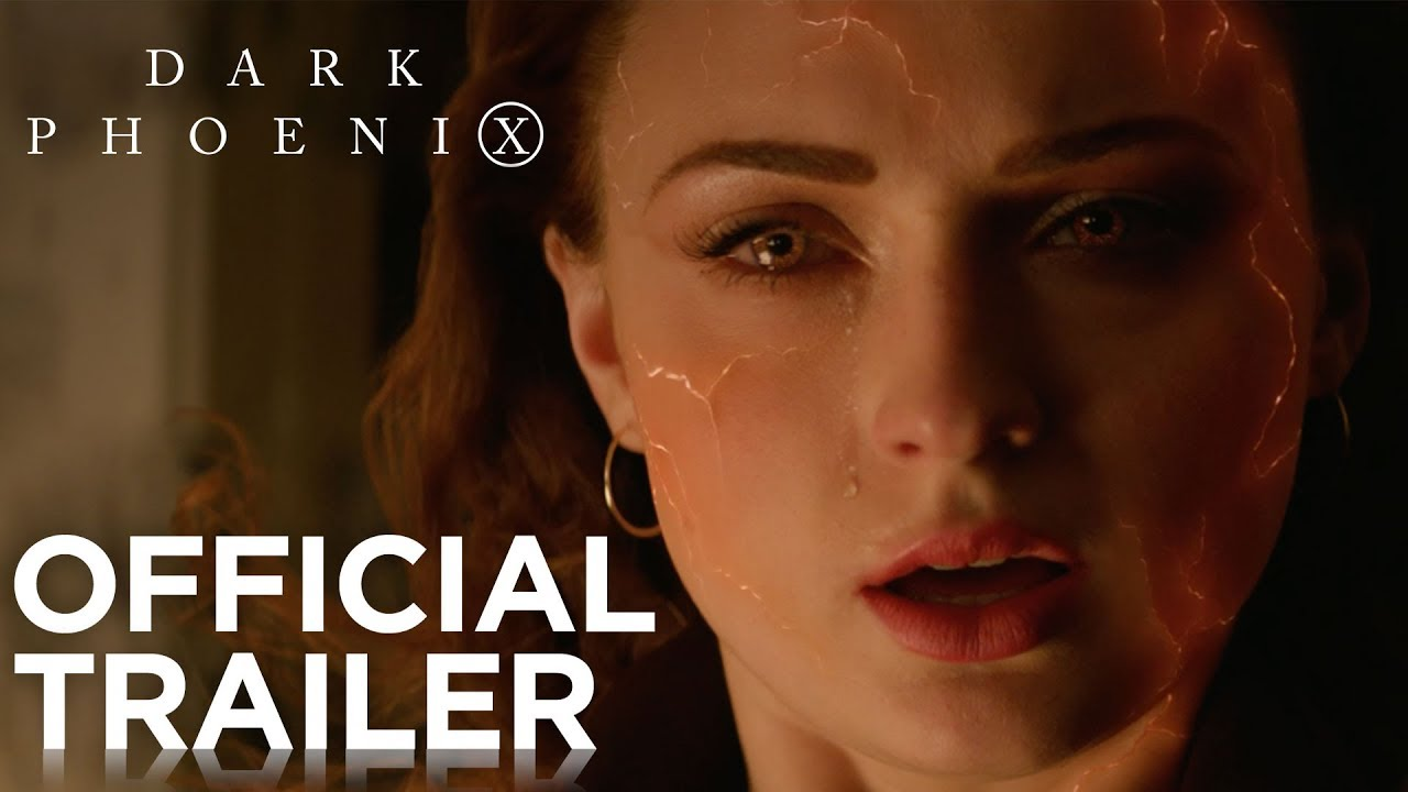 Dark Phoenix Official Trailer