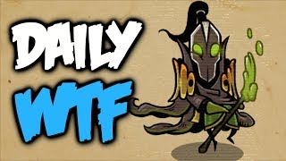 Dota 2 Daily WTF - How to Rubick