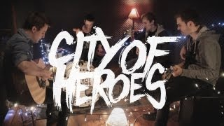 Linkin Park - Castle of Glass Acoustic (Cover by City of Heroes)