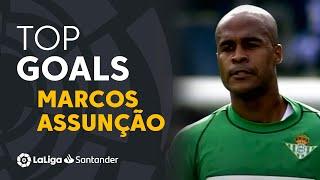 TOP 15 GOALS Marcos Assunção LaLiga Santander