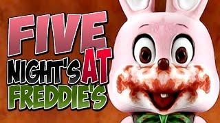Five Nights At Freddys   SCARIEST GAME EVER!)#(¤&T!(Y()U)I=O?? (lol No)