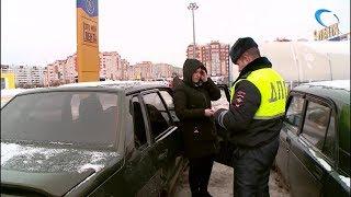 Сотрудники городской прокуратуры и дорожной полиции устроили рейд по парковкам