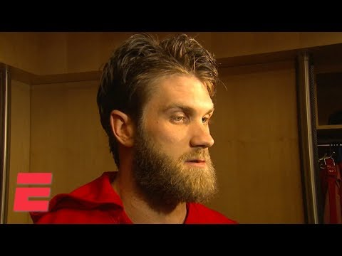 Jake Arrieta criticizes Bryce Harper on his ejection: 'We need him out there' | MLB Sound