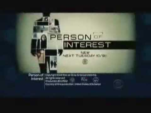 Person of Interest 3.13 (Preview)