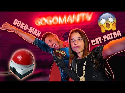 Aké máme SUPERSCHOPNOSTI? | Halloween Week | Deň 2 | GOGO & PATRA BENE