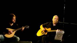 Duncan Patterson & Mick Moss (Antimatter) live in Bulgaria - Feel