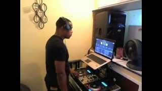 ZJ K STORM dancehall mix 2012