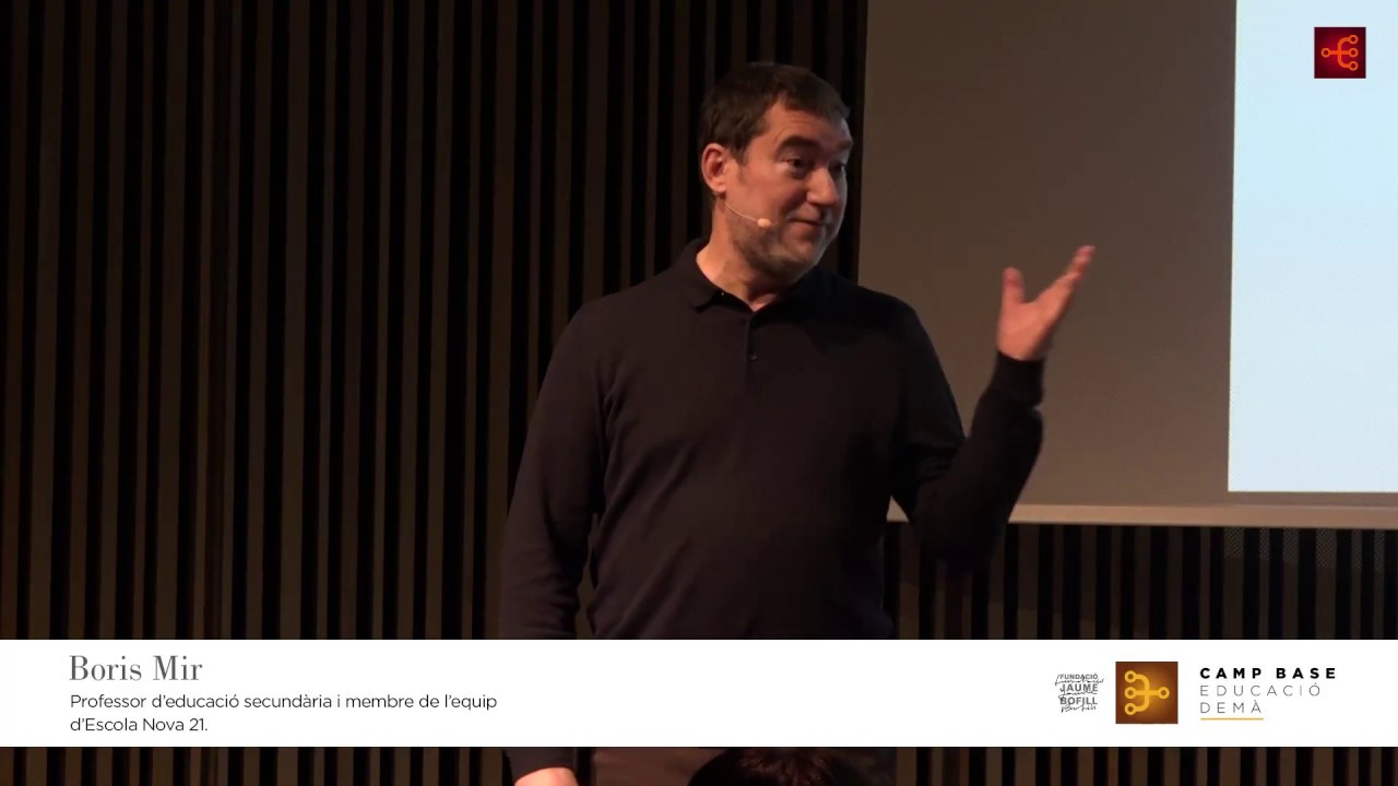 Boris Mir - Deeper learning: 6 competències clau per a l'aprenentatge més profund