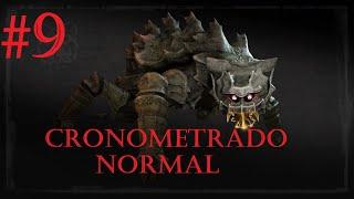 Coloso #9 - Ataque Cronometrado (Normal) - Shadow of the Colossus PS4 HD