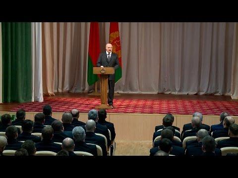 Лукашенко посетил Государственный комитет судебных экспертиз