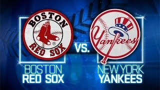 MVP Baseball 2016 Gameplay (Boston Red Sox vs New York Yankees)
