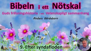 Thumbnail for video: Bibeln i ett Nötskal Del 9: Efter syndafloden