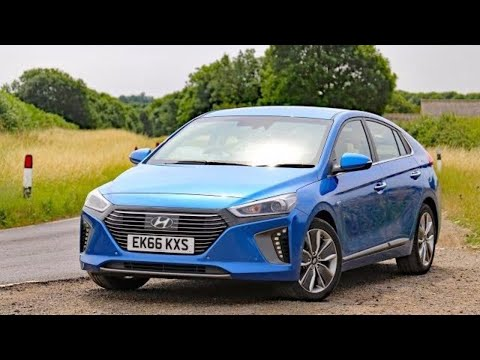 Hyundai Ioniq Hatchback Review Video
