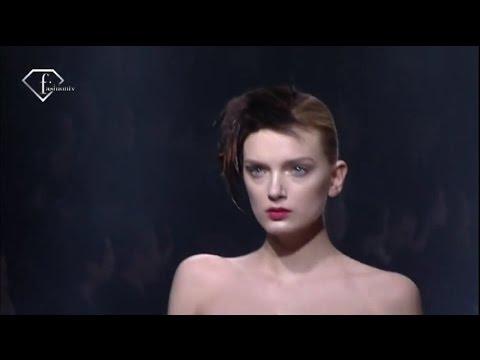 fashiontv | FTV.com - LILY DONALDSON MODELS F/W 09 10