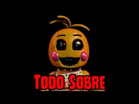Todo Sobre Toy Chica De Five Nights At Freddy's 2 | FNAF 2