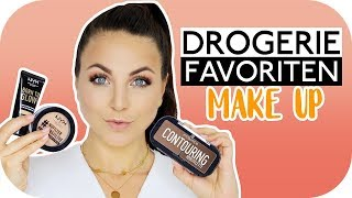 Drogerie Favoriten 2020 - Make Up Tutorial mit den Besten Drogerieprodukten deutsch | Schicki Micki