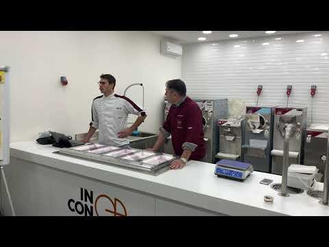 Gelateneo Athens - Matteo Casone Chef Παγωτού
