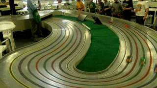 Birthday Slot Car Race