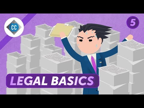 , title : 'Legal Basics and Business Entity Formation: Crash Course Business Entrepreneurship #5