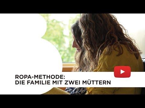 ROPA-Methode: die familie mit zwei Müttern