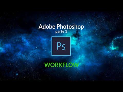 Flujo de trabajo en Photoshop