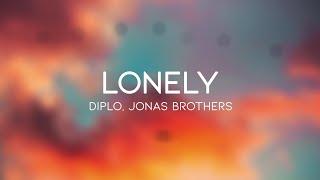 Diplo, Jonas Brothers   Lonely (Lyrics)
