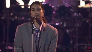 Alessia Cara   Out Of Love (Live @ IHeartRadio Album Release Party)