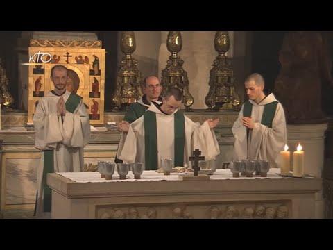 Vêpres et messe du 14 juillet 2018