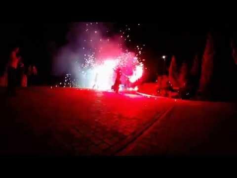 F.E.W. Project-танцювальне вогняно-піротехнічнешоу, відео 4